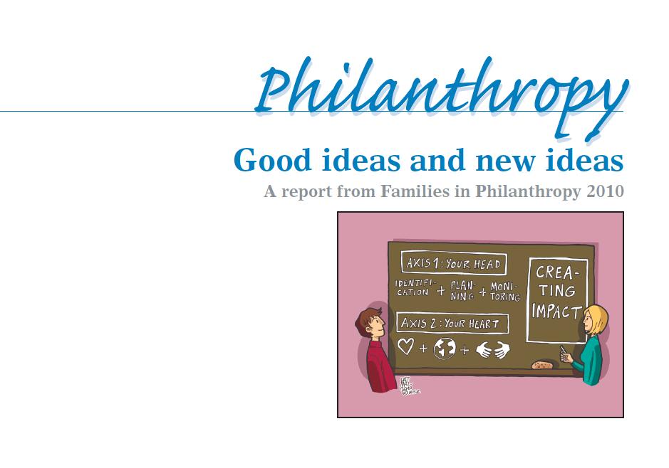 Good Ideas New Ideas
